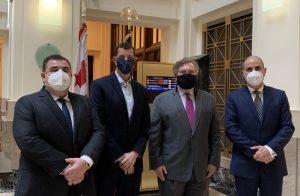 Цветанов и Вълнев с работни срещи в американския Конгрес