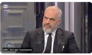 Албанският премиер обяви, че България държи Македония като заложник